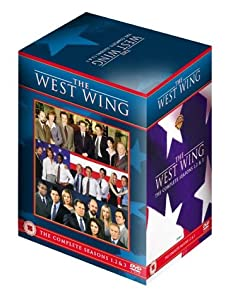 The West Wing - Complete Seasons 1-3 (Amazon.co.uk Exclusive) [DVD]