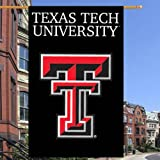 Party Animal AFTXT Texas Tech University Red Raiders 2 Sided Large House Flag Banner