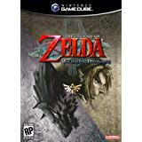 The Legend of Zelda: Twilight Princess - GameCubeby Nintendo