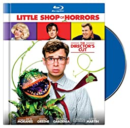 Little Shop of Horrors: The Director\'s Cut + Theatrical (BD) [Blu-ray]