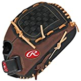 Rawlings RHT Player Preferred 12.5-inch Outfield Baseball or Softball Glove P125