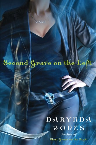 Second Grave on the Left (Charley Davidson, Book 2)