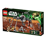 Lego Star Wars - 75016 - Jeu de Construction - Homing Spider Droid