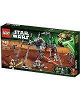 Lego Star Wars - 75016 - Jeu de Construction - Homing Spider Droid