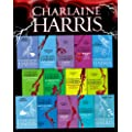 Sookie Stackhouse Series True Blood & Harper Connelly Mystery 14 Books Set