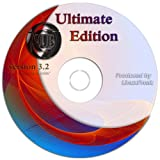Ultimate Edition Linux 3.2 - [ 32-bit DVD ] - Like Ubuntu on Steroids