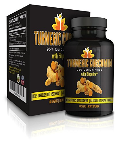Me-First-Living-Premium-Turmeric-Curcumin-With-Black-Pepper-95-Curcuminoid-Extract-1000mg-19x-More-Potent-Than-Other-Brands-Increased-Bioavailability-Vegan-Friendly-All-Natural-Lab-Tested-60-capsules