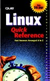 img - for Linux Quick Reference book / textbook / text book