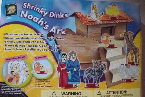 Shrinky Dinks Noah's Ark