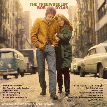 Bob Dylan - The Freewheelin
