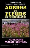 echange, troc Joberton/Gérard - Arbres et fleurs d'auvergne