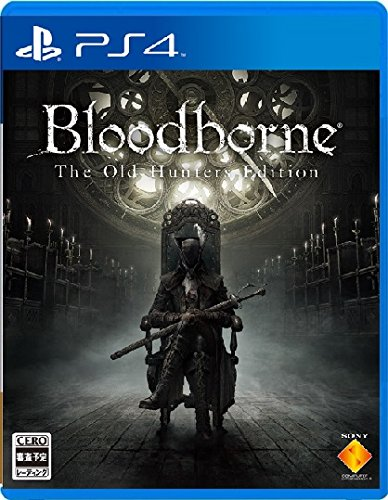 Bloodborne The Old Hunters Edition 通常版 [PlayStation4]