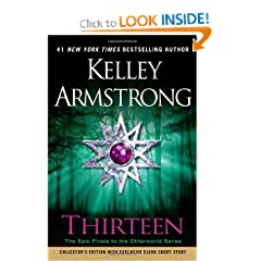 Thirteen (Women of the Otherworld) by Kelley Armstrong