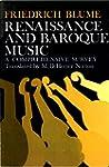 Renaissance and Baroque Music: A Comp...