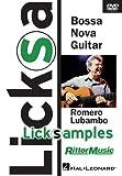 Bossa Nova Guitar Licksamples