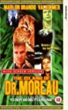 The Island Of Dr. Moreau [VHS]