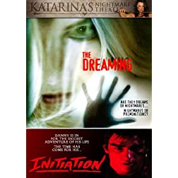 The Dreaming/The Initiation (Katarina's Nightmare Theater) Ozploitation Double Bill
