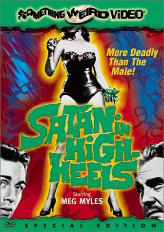Satan in High Heels [DVD] [1962] [Region 1] [US Import] [NTSC]
