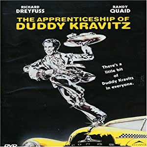 a look at the apprenticeship of duddy kravitz The apprenticeship of duddy kravitz is the novel that established mordecai richler as one of the world' look for similar items by category.
