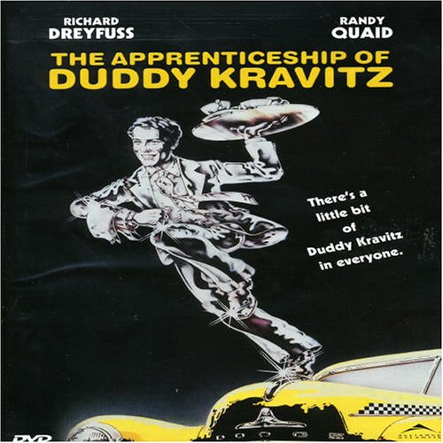 Cover art for  Apprenticeship Of Duddy Kravitz
