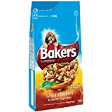 Bakers Complete with Tasty Chicken and Country Vegetables Dog Food 5 kg