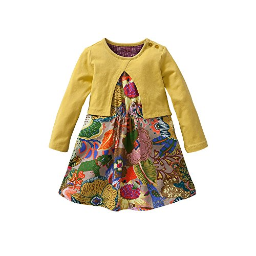 oilily-girls-dress-multicoloured-9-12-months