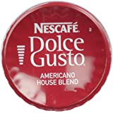 Nescaf Dolce Gusto for Nescaf Dolce Gusto Brewers, Caff Americano (House Blend), 16 Count (3\5.64OZ Packs)