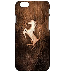 MANNMOHH DESIGNER HARD BACK COVER FOR APPLE IPHONE 6S PLUS