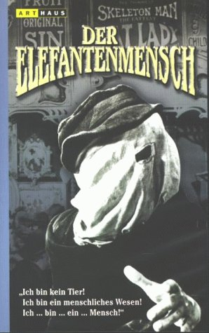 Der Elefantenmensch [VHS]