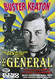 NEW General (1927) (DVD)