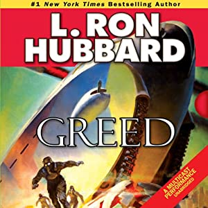 Greed Audiobook