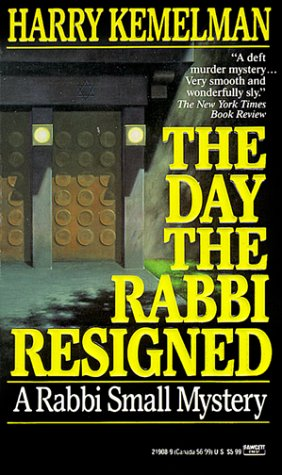 Day the Rabbi Resigned