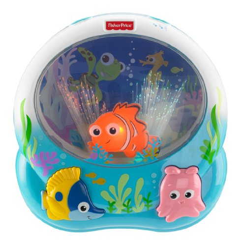 Fisher-Price Disney Baby Nemo Soother (Discontinued by Manufacturer) - 1