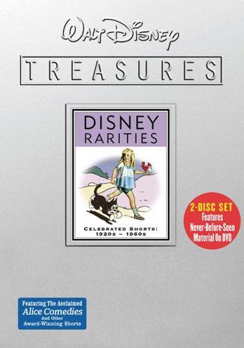 Walt Disney Treasures - Disney Rarities - Celebrated Shorts, 1920s - 1960s