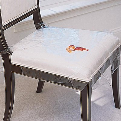 Clear plastic seat covers clear plastic seat covers - Plastic covers for dining room chairs ...