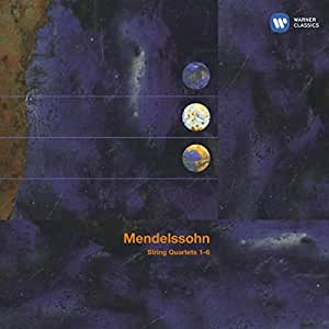 Mendelssohn: String Quartets 1-6