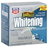 Rite Aid Whitening Wraparounds, 28 wraparounds