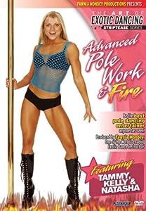 Striptease Series: Advanced Pole Dancing & Fire (exotic dancing)