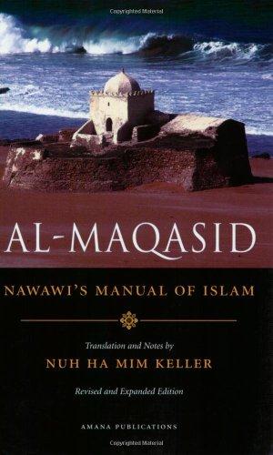 Al-Maqasid: Nawawi's Manual of Islam