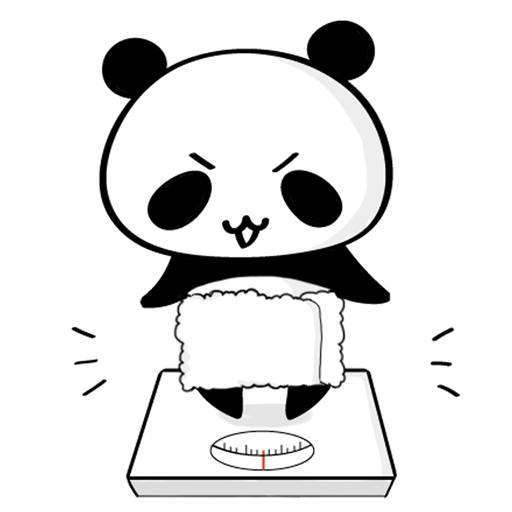 ダイエット!体重管理ツール+カロリー辞典(無料で体重記録)