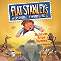 Flat Stanley's Worldwide Adventures, #6: The African Safari Discovery (       UNABRIDGED) by Jeff Brown Narrated by Vinnie Penna
