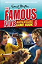 Famous five adventure game book.
