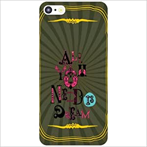 Apple iPhone 5C Back Cover Designer Hard Case Printed Cover
