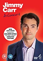 Jimmy Carr In Concert [Live] [DVD]
