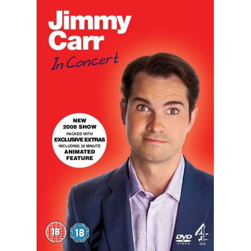 Jimmy Carr   In Concert (XVID) preview 0