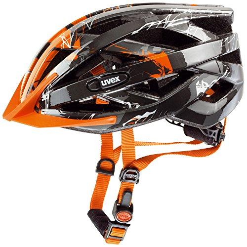 Uvex-Fahrradhelm-i-vo-C-Dark-SilverOrange-56-60-cm-4104170317
