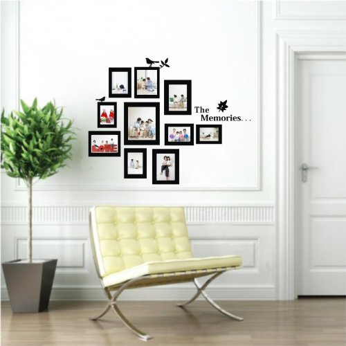 60*73Cm Tree Birds Vine Picture Photo Frame Home Furnishings Living For Tv Background Meeting Room Office French Windows Bedroom Kid Girl House front-797138
