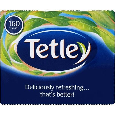 Tetley Tea 160 Btl. 500g - Schwarzer Tee