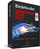 Software - Bitdefender Antivirus Plus 2015 12 Monate / 3 User