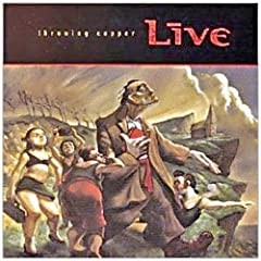 Click here to buy Throwing Copper by Live.